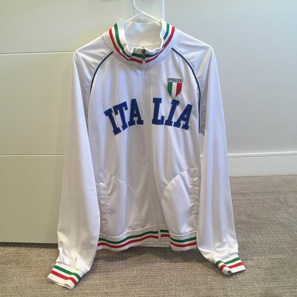 Nike Other - Italia tracksuit jacket